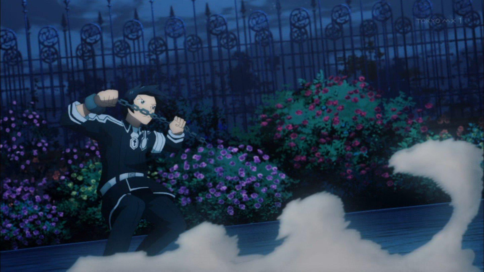 でこ出しキリトさん #sao_anime https://t.co/2TpPyZ7QUc