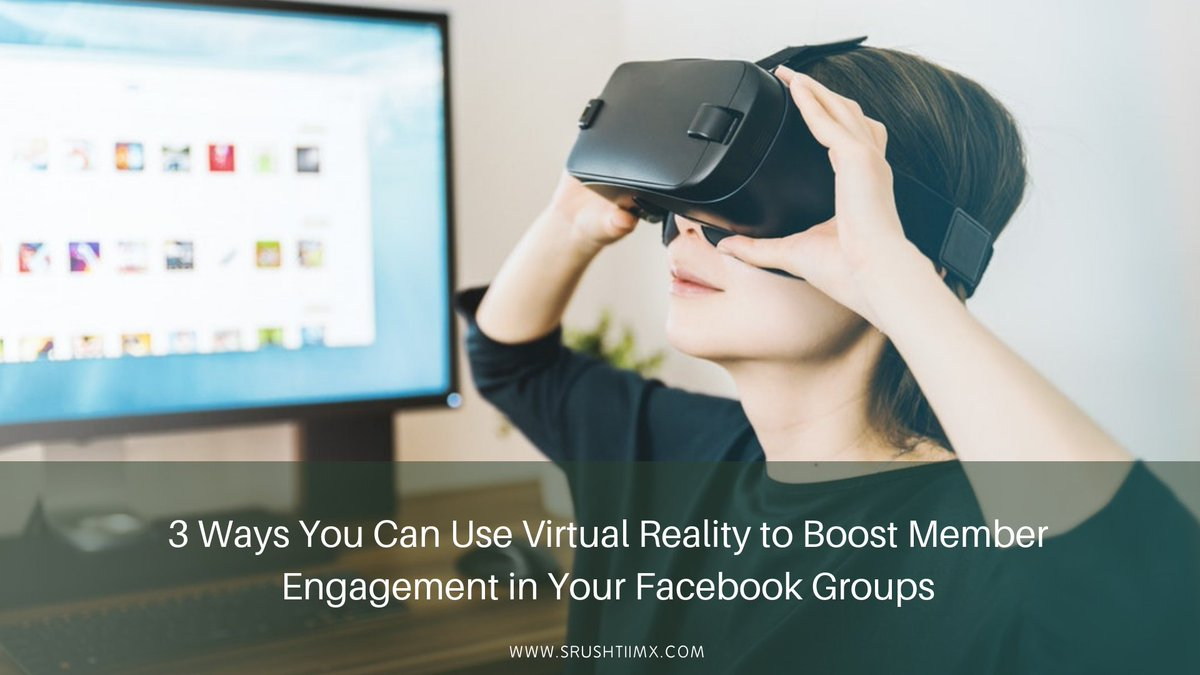 fa7357acf81b Social media is taking a step forward towards  VirtualReality to boost the  engagement... For more details visit ...