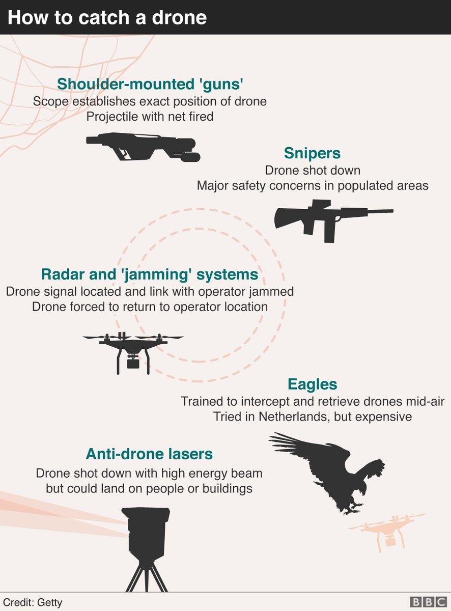 How do you catch a rogue drone?