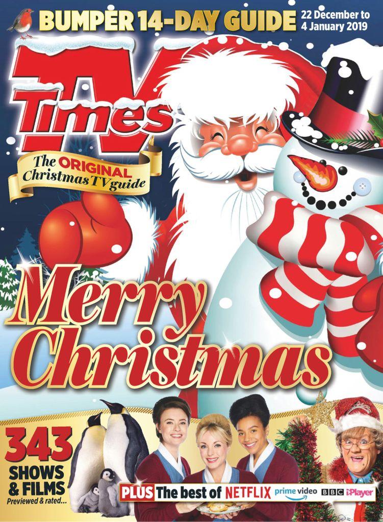 uk christmas tv guide 2019