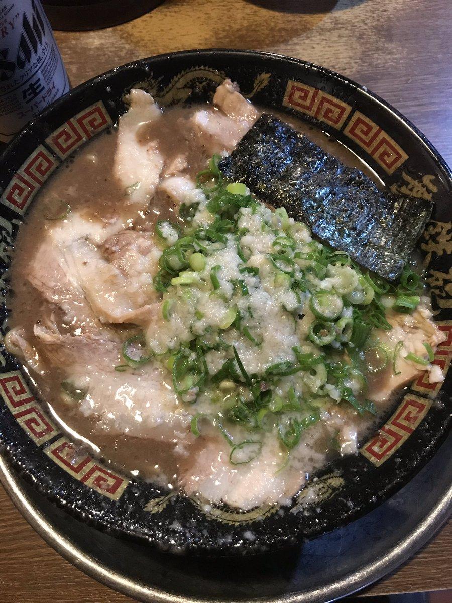 Cancelo #無鉄砲ラーメン no Twi...