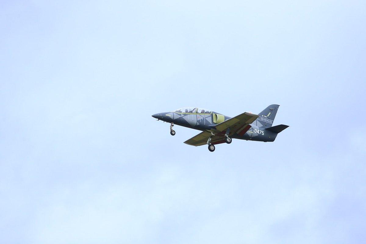 شركة Aero Vodochody تكشف عن أحدث طراز طائرة تدريب جديدة من نوع L-39NG DvBeuWCXQAA_oB5