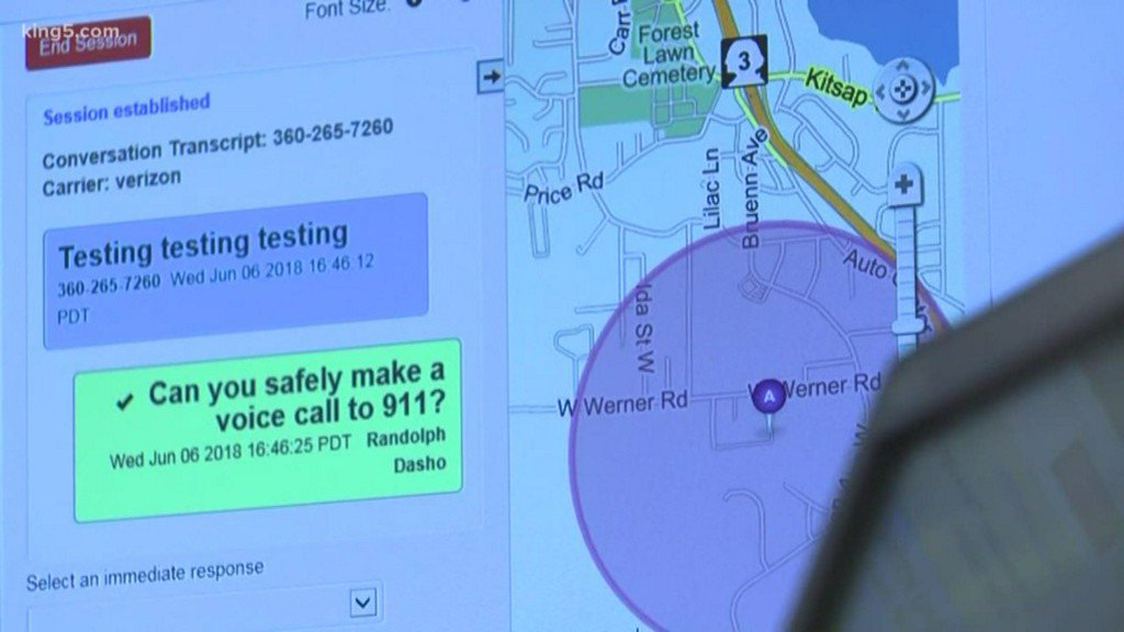 King 5 Traffic Map.King 5 News On Twitter You Can Now Text 911 For Help In Seattle
