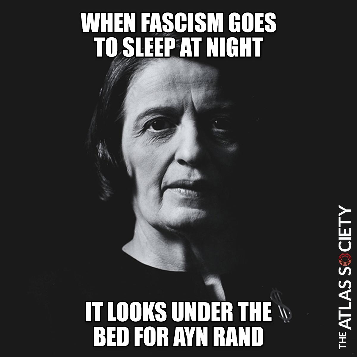 The Atlas Societys Tweet Fascism Communism Are Both Rooted In