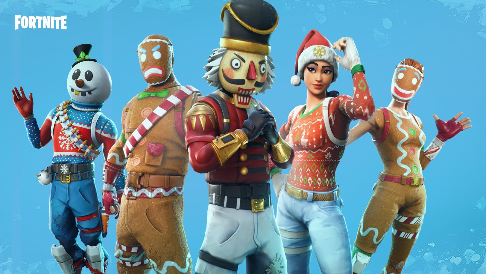 fortnite on twitter happy holidays from everyone on the fortnite team fortnite on twitter happy holidays