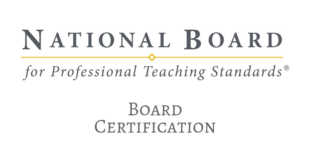 Nctm On Twitter Nbpts National Board Certification Is Tailored