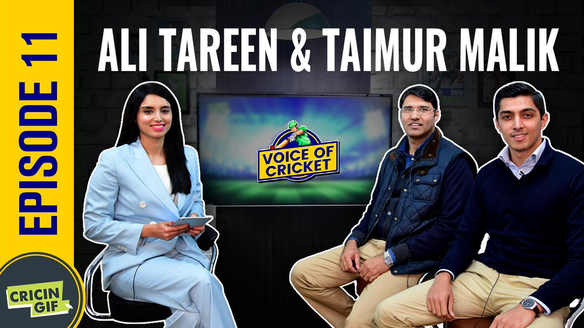 Want to be on the plane to Dubai to catch @thePSLt20 action? ✈  Suggest name for The Sixth Team. Ali Tareen and Taimur Malik will pick the best ones and you could be on your way for some cricket 🏏  A 'jhappi' from @aliktareen included 🤗  Full episode 👉 https://www.youtube.com/watch?v=eJbUxNrtE70…