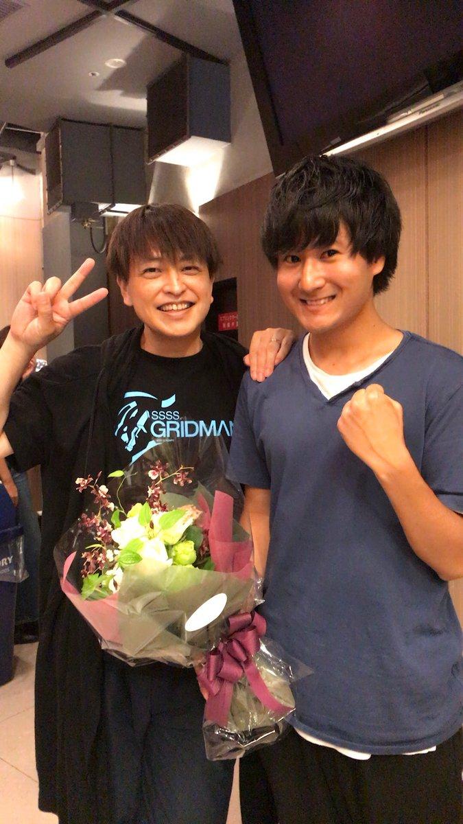"""広瀬裕也 Twitterissä: """"『SSSS.GRIDMAN』最終回。 いかがでしたでしょ ..."""