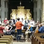 It's beginning to look a lot like Christmas @StNicsArundel with our final Messiah of the year.