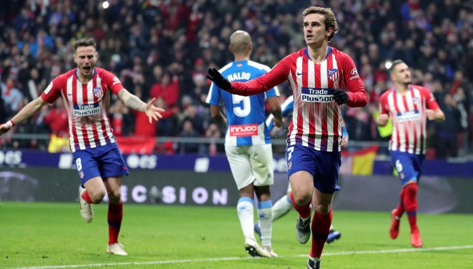 Video: Atletico Madrid vs Espanyol