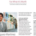 Ever wondered what it's like to work as an appraiser in Puerto Rico? Jose Rodriguez-Martinez, SRA, AI-RRS spoke with Valuation magazine: https://t.co/skHfFrNE5J
