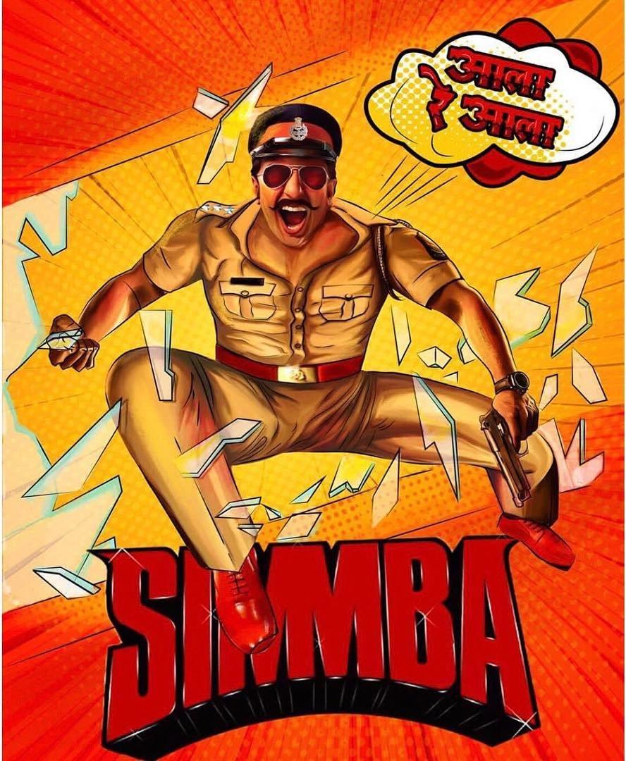 simmba 2018 imdb - HD888×1080