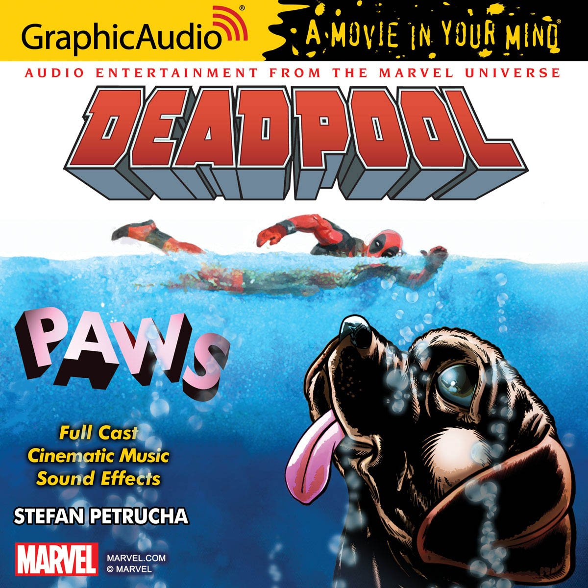 Take 60% off at GraphicAudio with coupon: LASTCALL https://www.graphicaudio.net/deadpool-paws.html  …pic.twitter.com/xLyIusliUV
