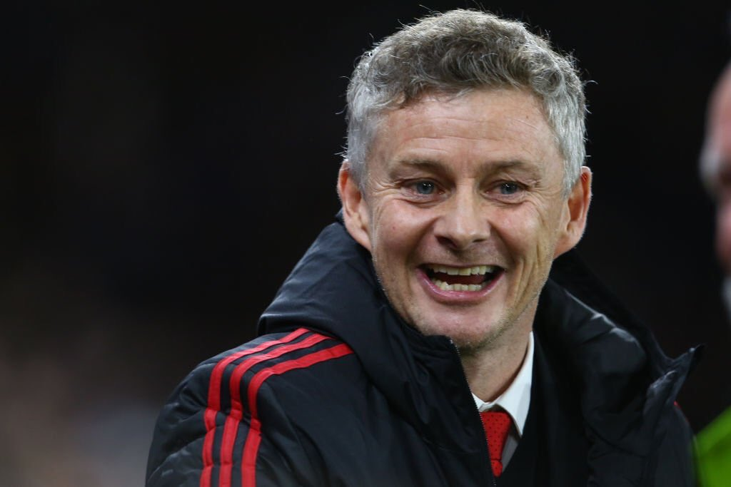 """Priya ✨? on Twitter: """"Ole Gunnar Solskjær brings football back to  Manchester United. And that sight of him-everytime he celebrates in all  joy, I'm just smiling wide and crying happy tears #MUFC #"""