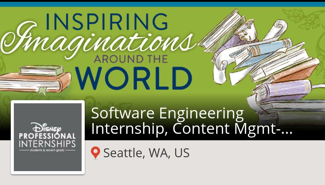 software engineering internships summer 2019