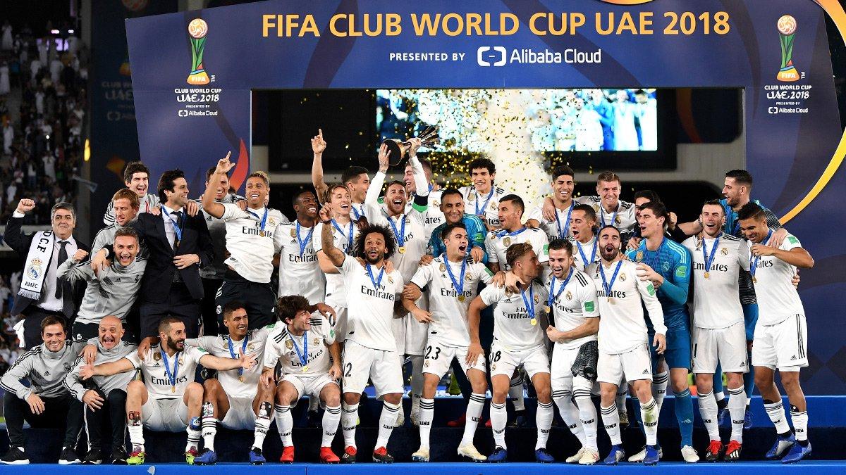 Detik Detik Gol Real Madrid Vs Al Ain 4 1 Di Final Piala