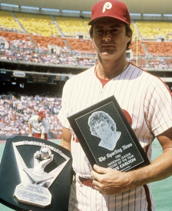 Happy birthday to Steve Carlton, the greatest pitcher I never got to watch live.
