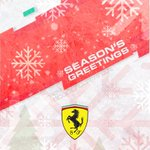 As one season comes to an end, it's time to celebrate with friends and family.  Season's Greetings from everyone at Scuderia Ferrari 🎄🎅🛷 #ForzaFerrari