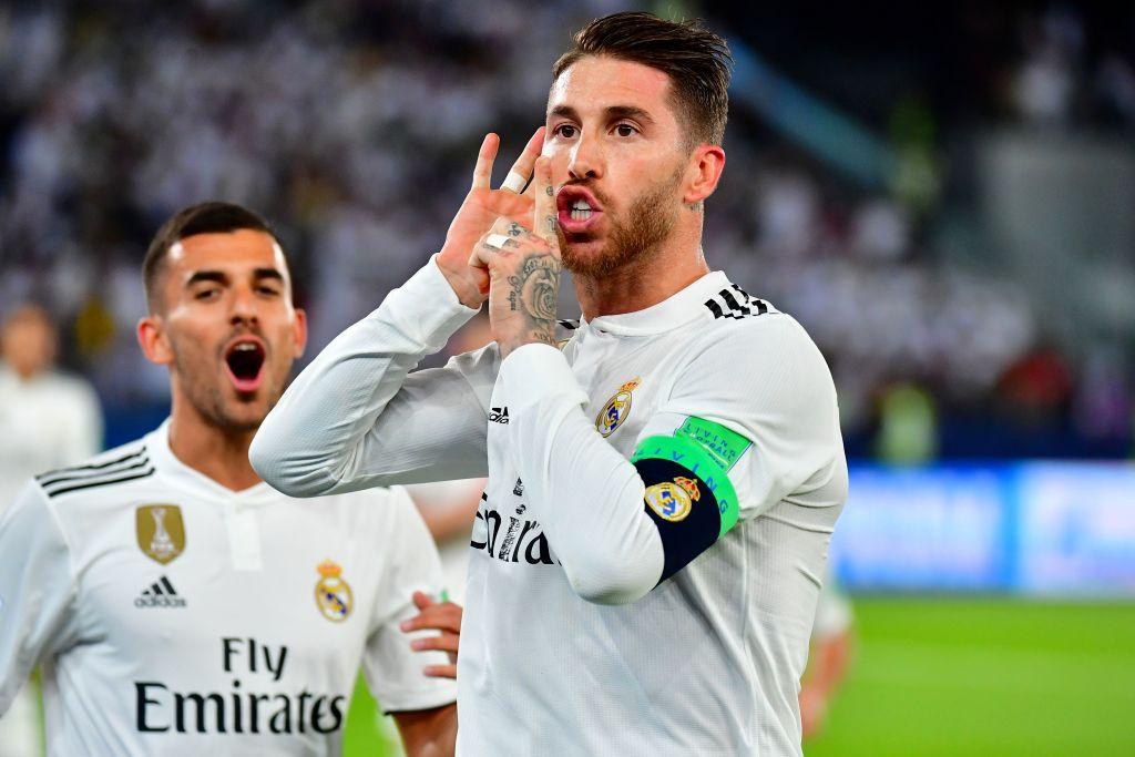 Рамос призвал болельщиков заткнуться, забив гол в ворота Аль-Айна - изображение 2