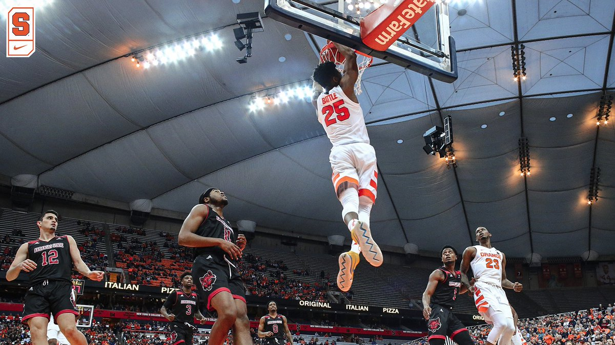 Syracuse blows out Arkansas State with 2nd half surge (full coverage)