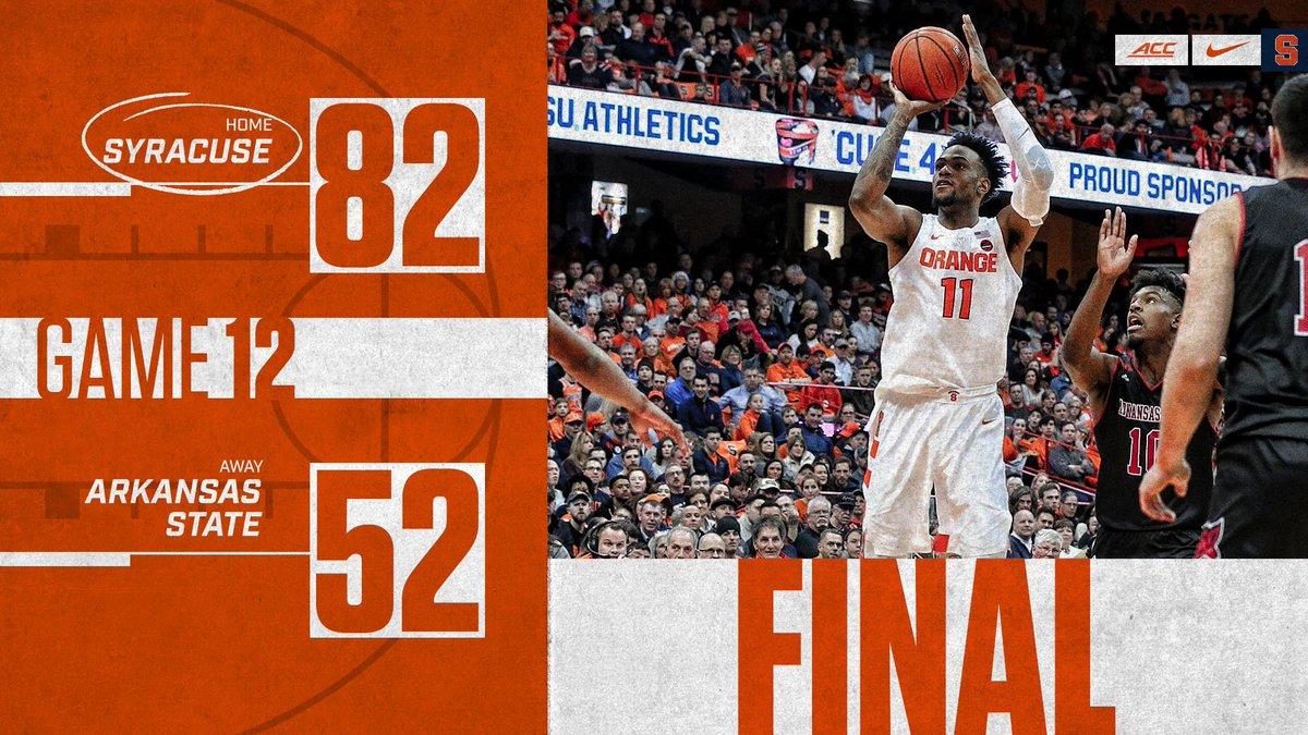 Syracuse Basketball On Twitter Final 10 Different Orange