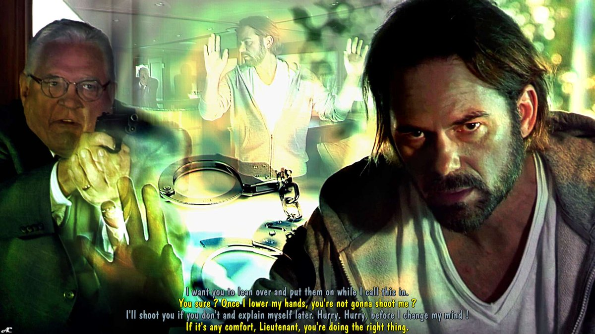 "#Burkettes #BillyBurke #MajorCrimes #GWBailey #StrohSaturday MAJOR CRIMES 06x13 ""By Any Means"""