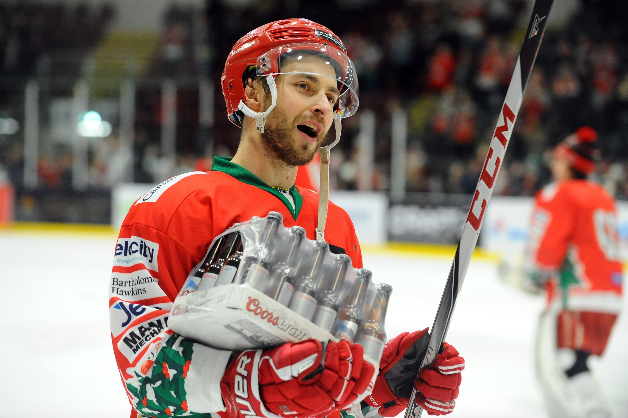 Merry Christmas Cardiff......From HockeyCircles!