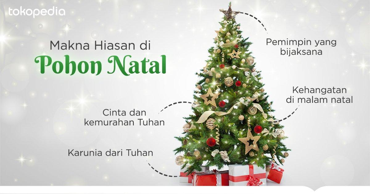 Tokopedia على تويتر Tahukah Kamu Toppers Bahwa Pohon Natal