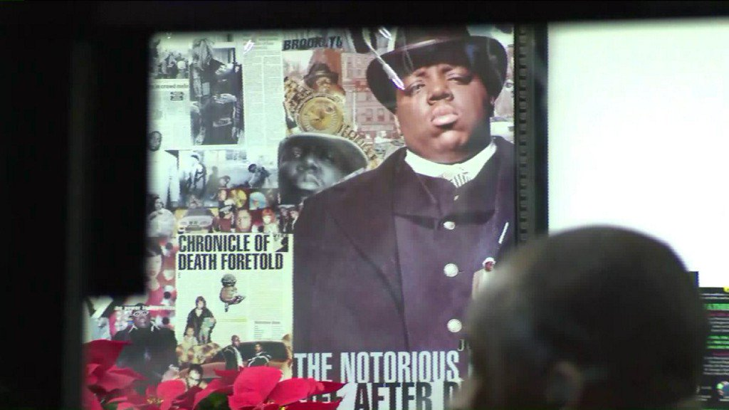 300516c9bd8 brooklyn streets to be co named in honor of biggie smalls woody guthrie wu  tang clan