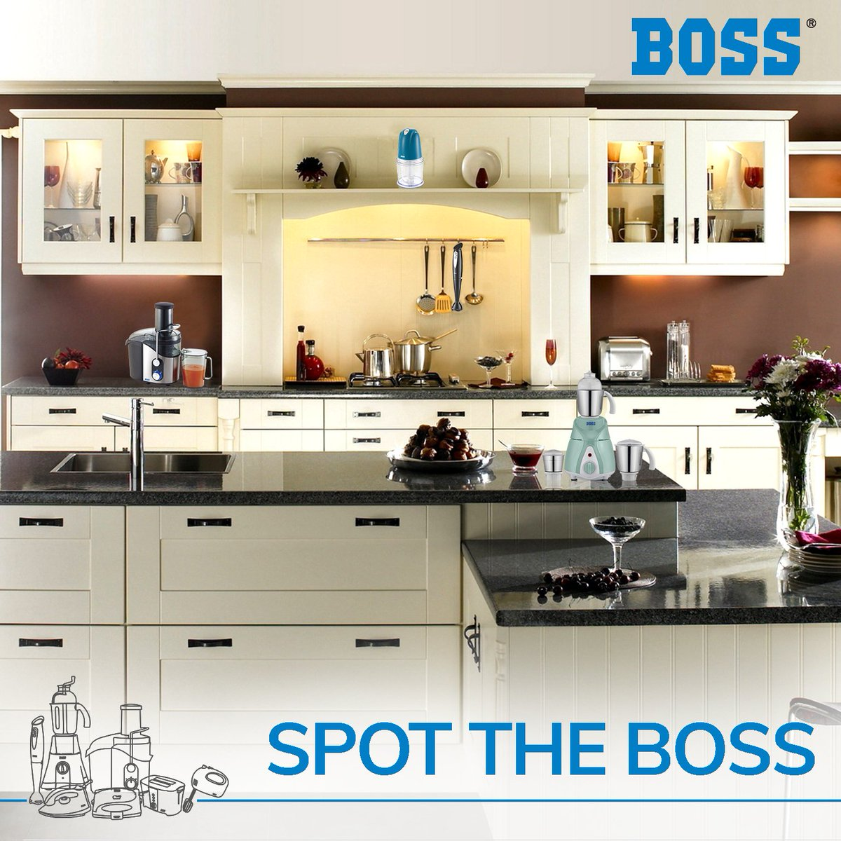 Boss Home Appliances On Twitter How Many Boss Home