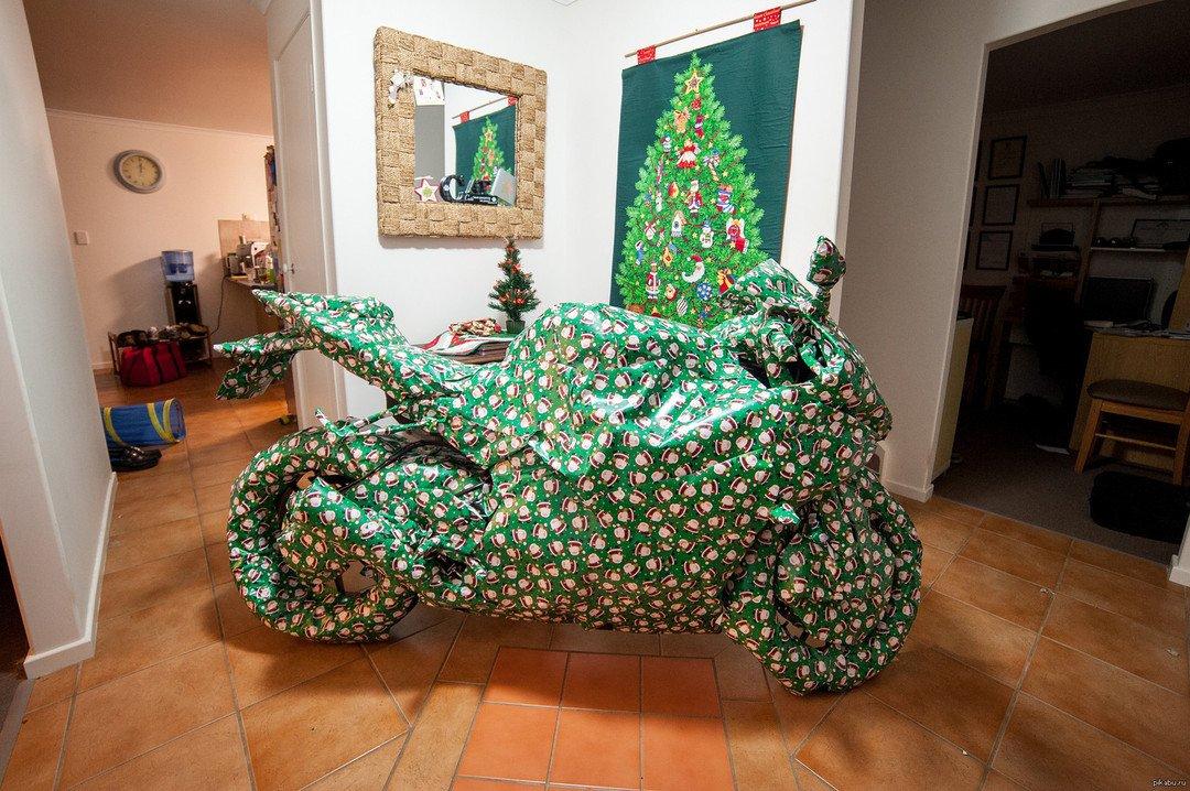 прикольные новогодние подарки - 10