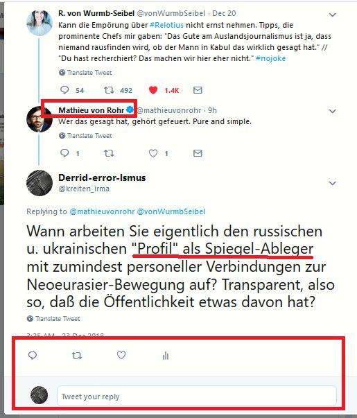Mathieu Von Rohr On Twitter Was Für Ein Abgrund