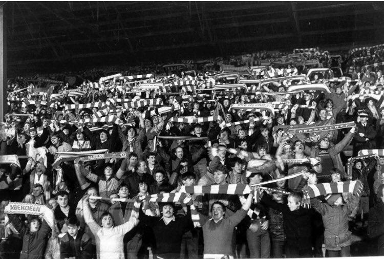 """Aberdeen: """"That night in Gothenburg"""" Celtic: """"That night in Lisbon"""" Rangers: """"That night in Perth"""""""