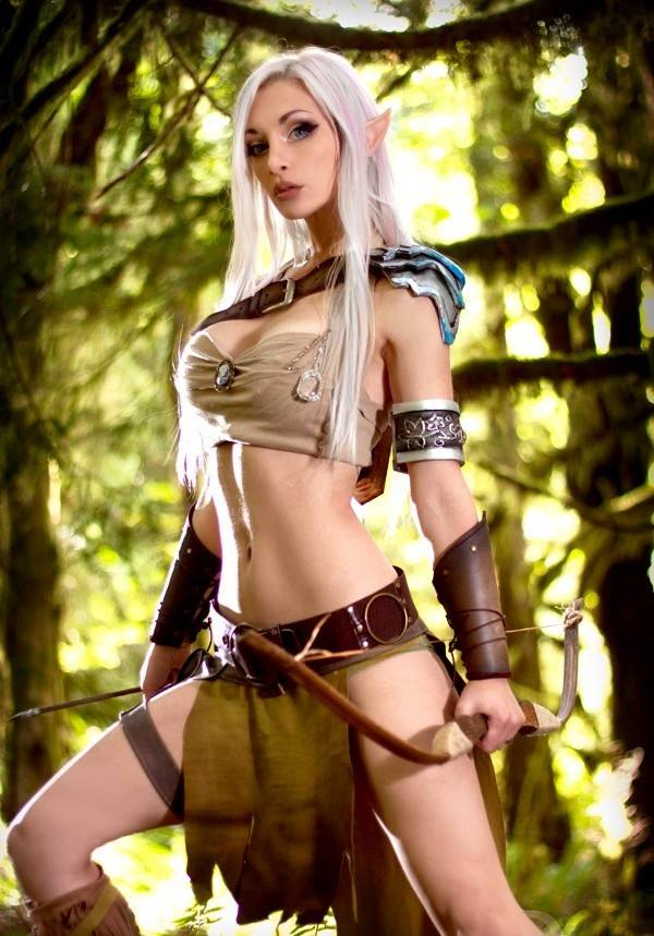 Atomic Knights On Twitter Hot Elf By Kate Lambert Kato Steamgirl Cosplay Cosplaybabe Cosplaygirl