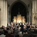 An wonderful performance of Handel Messiah yesterday evening @stnicholas by the Hanover Band and Chorus #fullhouse ⁦@TheHanoverBand⁩