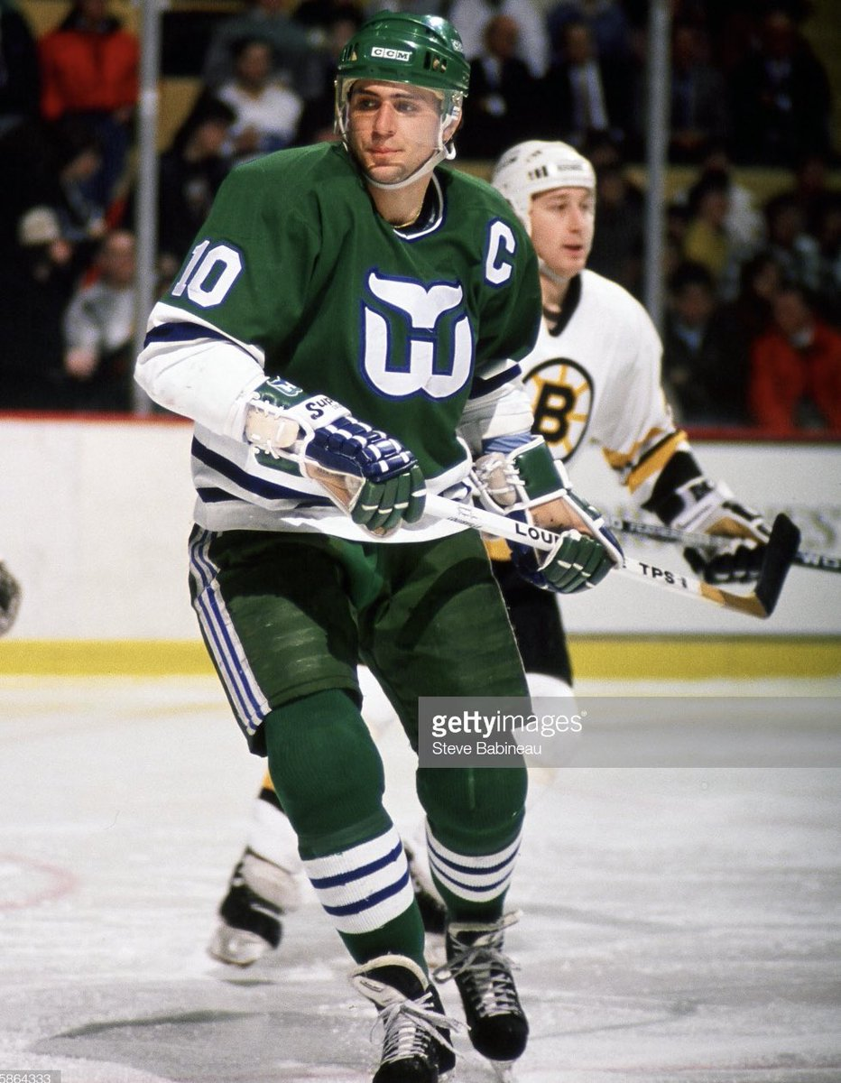 Carolina will be wearing the Hartford Whalers road jerseys from the late  80s early 90s this afternoon at home against Boston. The former WHA  franchise began ... 6430faca5