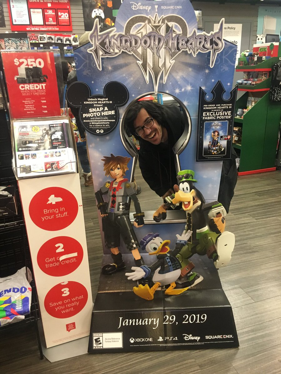 #unlockunforgettablesweeps #kingdomhearts I will forever love this series