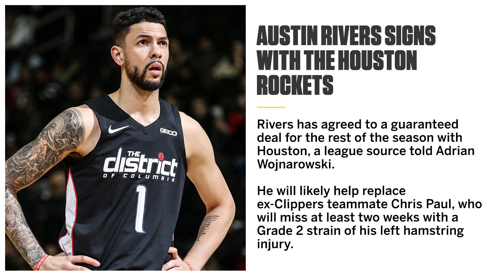 Nba On Espn On Twitter Austin Rivers Is Headed To Houston