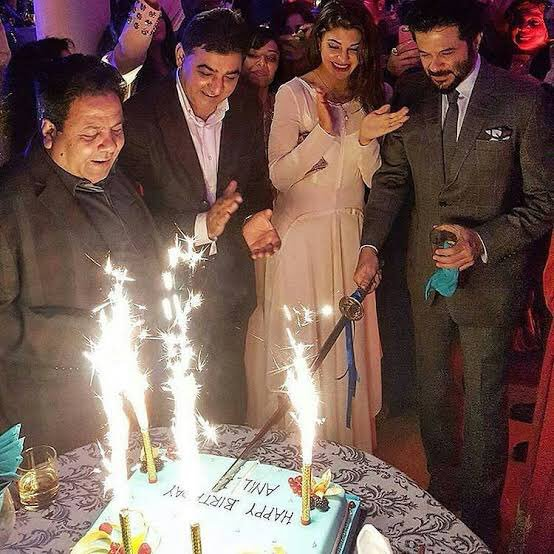 Happy Birthday to Anil Kapoor Sir ......