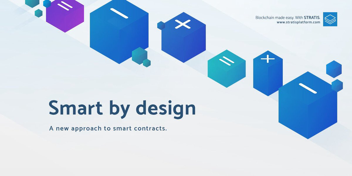 stratisplatform on twitter our turing complete smart contracts in