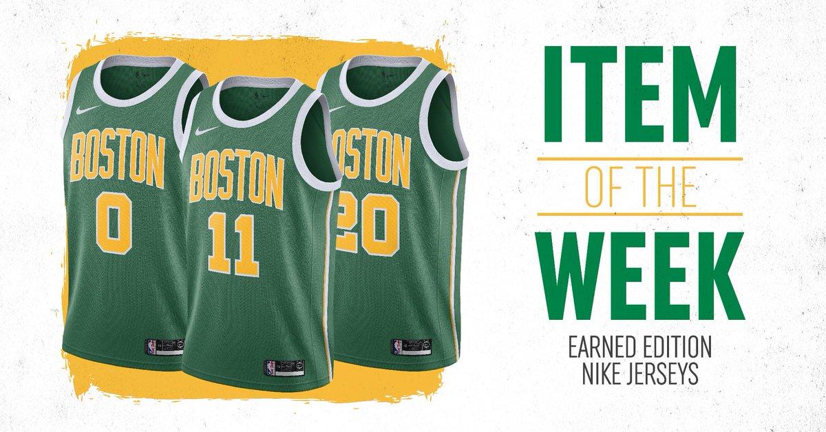 new product 32c48 25ba3 Boston Celtics on Twitter: