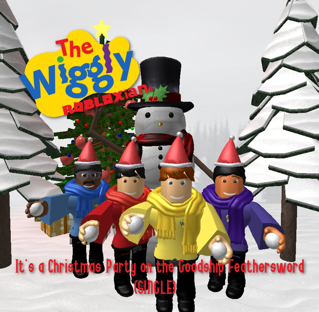 The Wiggly Robloxians At Wigrobloxians Twitter