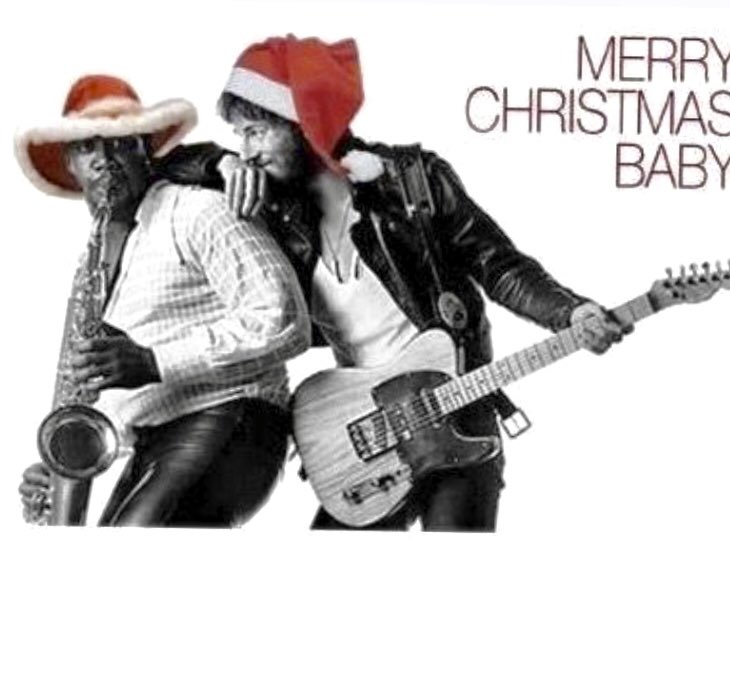Bruce Springsteen Christmas.Bruce Springsteen On Twitter Hey Band You Guys Know What