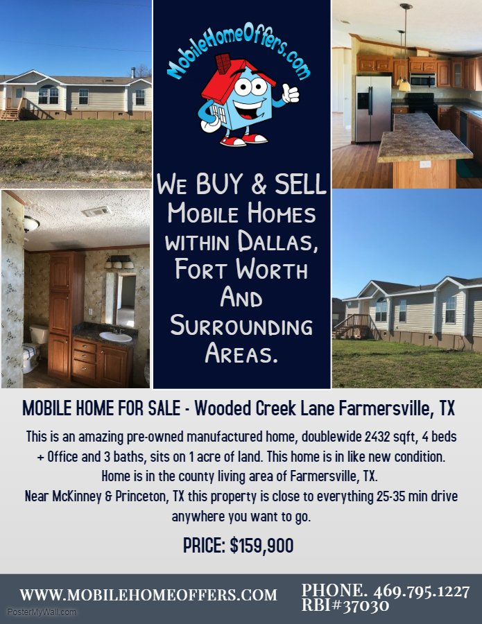 Mobile Home Offers on Twitter: