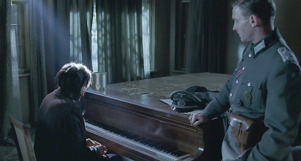 "Cinematic Artistry on Twitter: ""The Pianist (2002) Director: Roman ..."