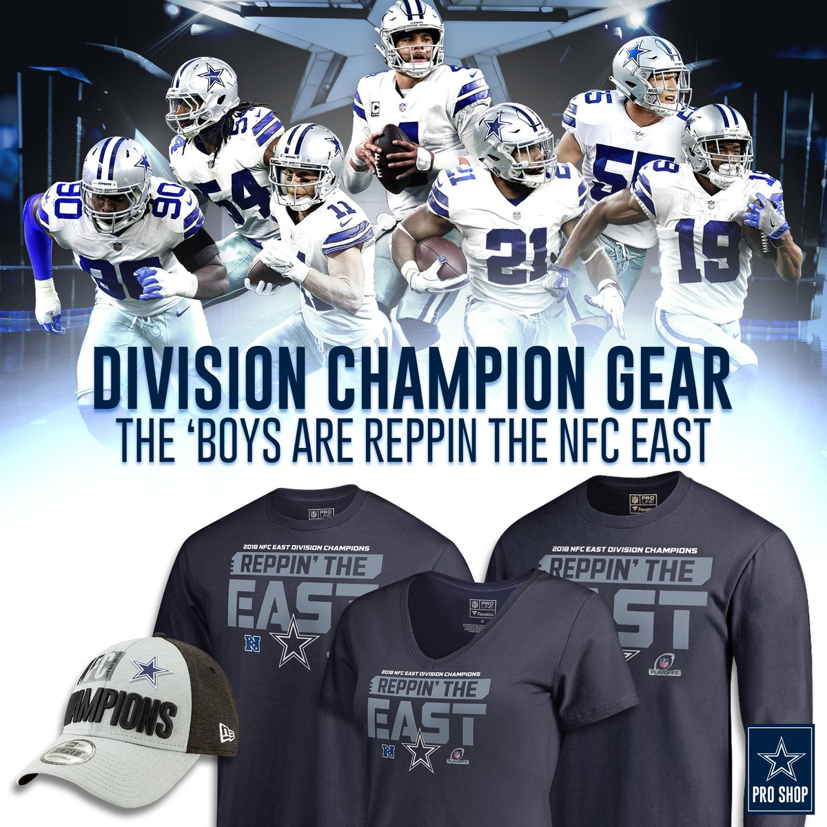 more photos 25291 5ca13 Cowboys Pro Shop on Twitter: