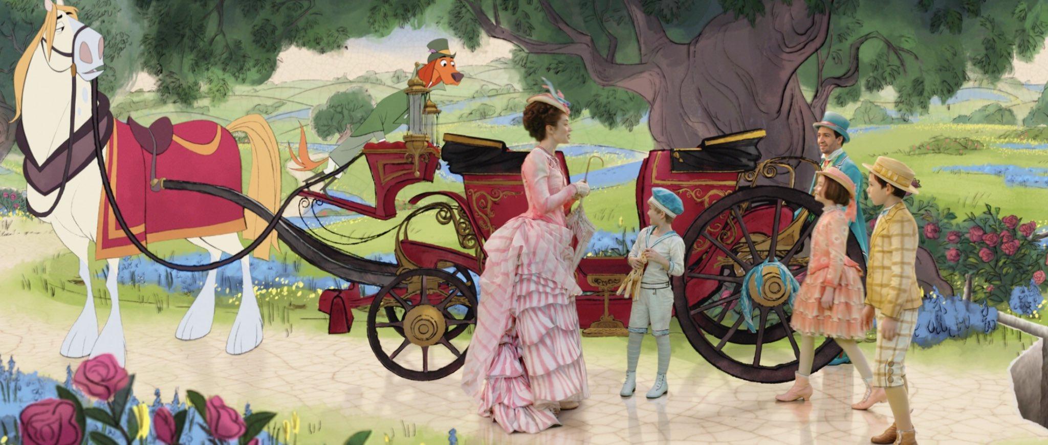 Resultado de imagem para O Retorno de Mary Poppins