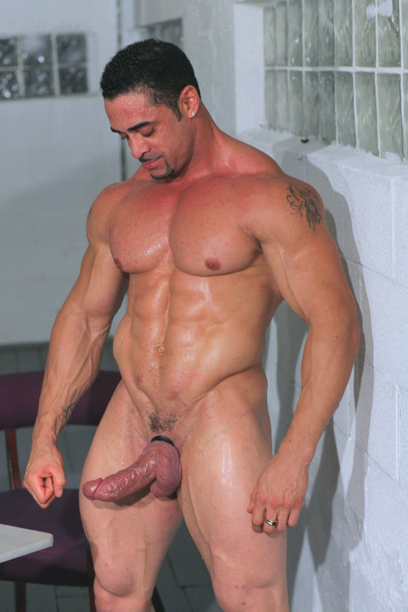 Joshua's Gay Muscle Penile Growth Porn And Nude Sexy Black Thugs