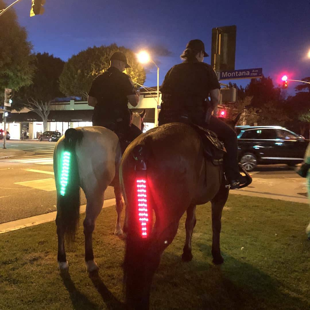 Santa Monica Police On Twitter Tail Lights Have You Noticed The
