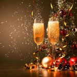 Image for the Tweet beginning: ? Celebrate the New Year's
